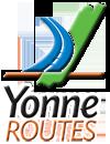 Yonne Routes