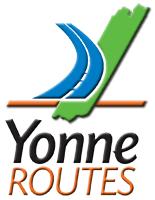 Logo Yonne Routes